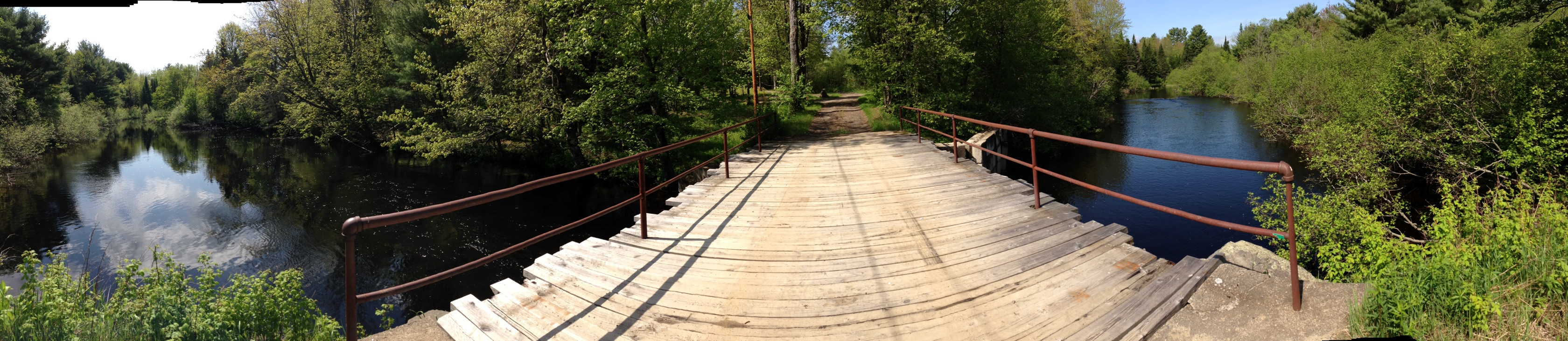 Bridge at Gibson Preserve